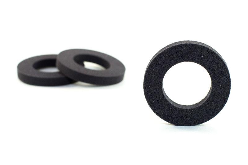定制产品   模切定制垫片,通过ISO 9001:2015认证,SRP是行业领导者