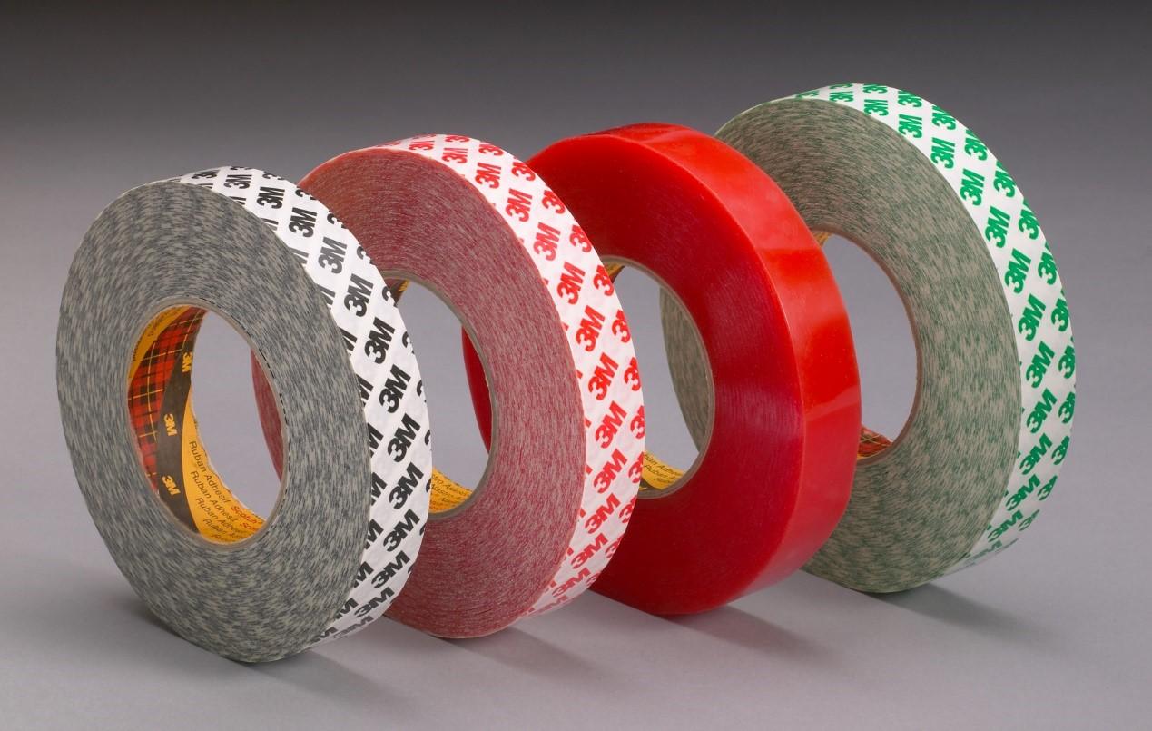 面对种类繁多的3M胶带,SRP教您怎么选?