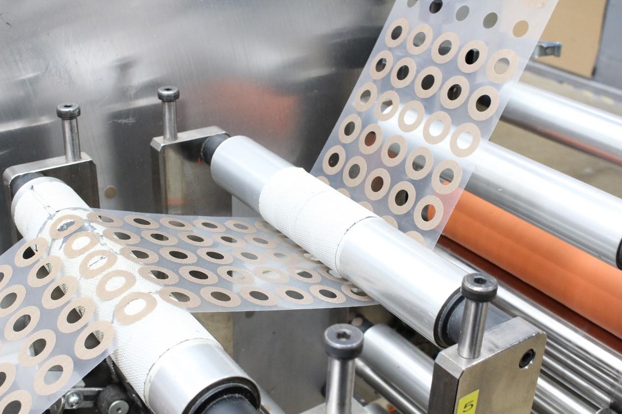 常见模切产品的结构分类及用途